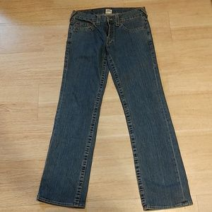 MEN'S TRUE RRLIGION JEANS